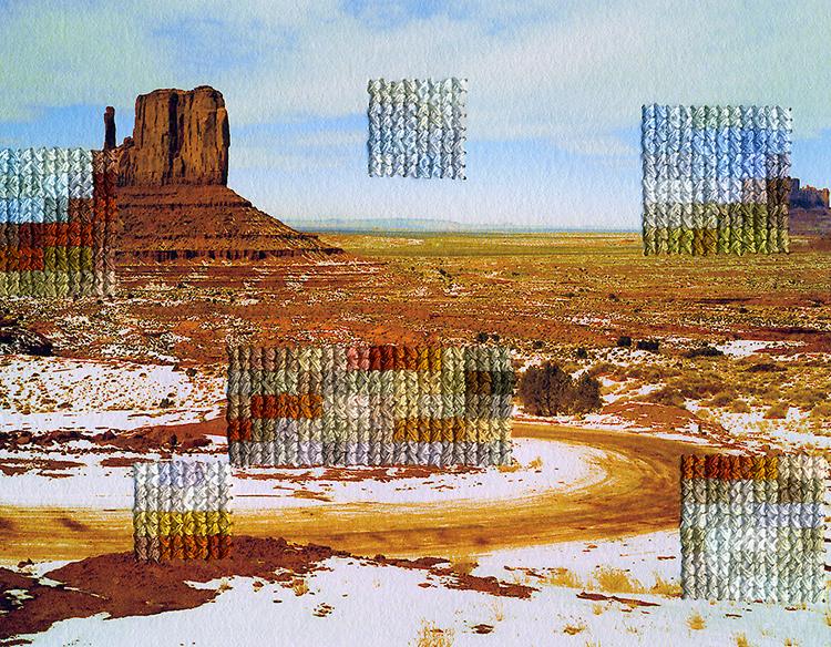 Diane Meyer  - Monument Valley 2001 - 2011