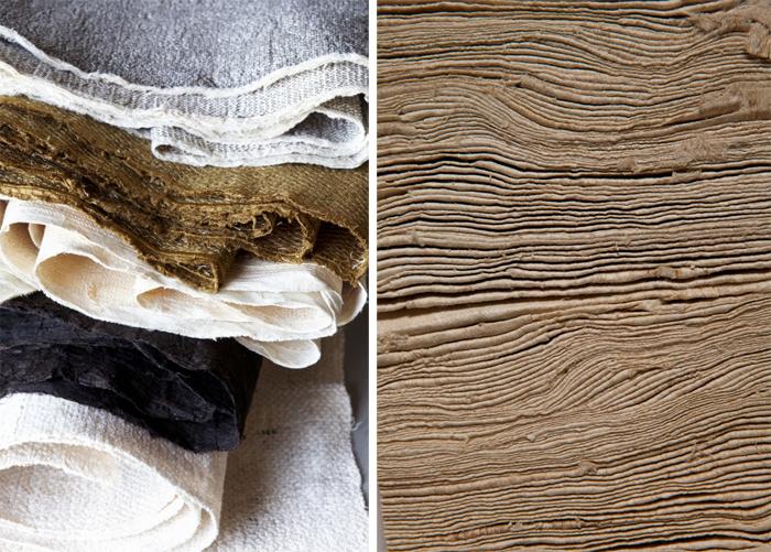 Lenneke Langenhuijsen - Wood Textiles 2