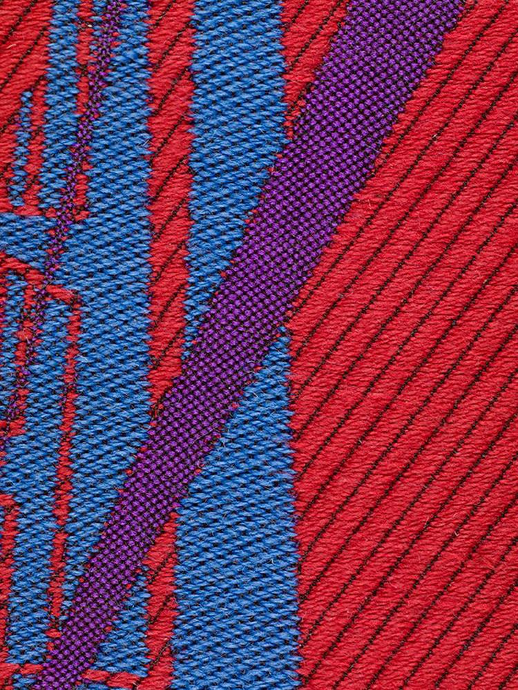 Fiona Kruger - Urban Tribe 3 - fabrics