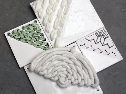 Coralie Bonnet - Tiles - detail