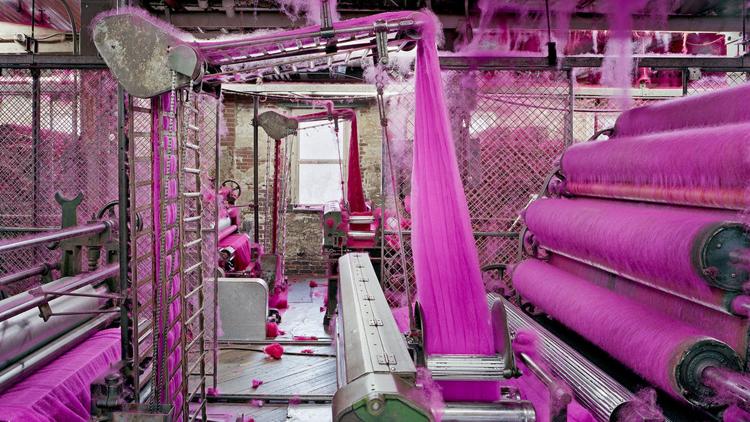 Christopher Payne - Textiles 4