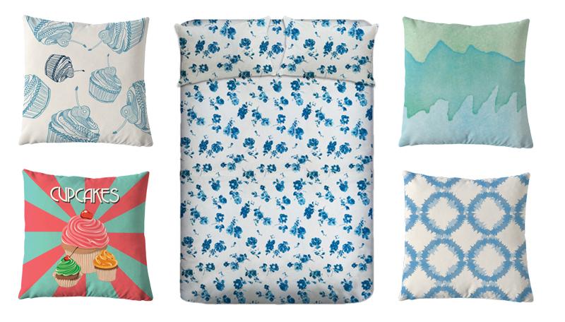 Kozza Textile - Coussins 2