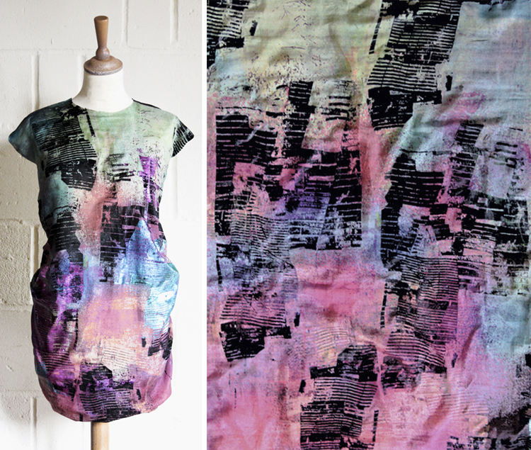 Stefanie Cristofaro - Screen Printing
