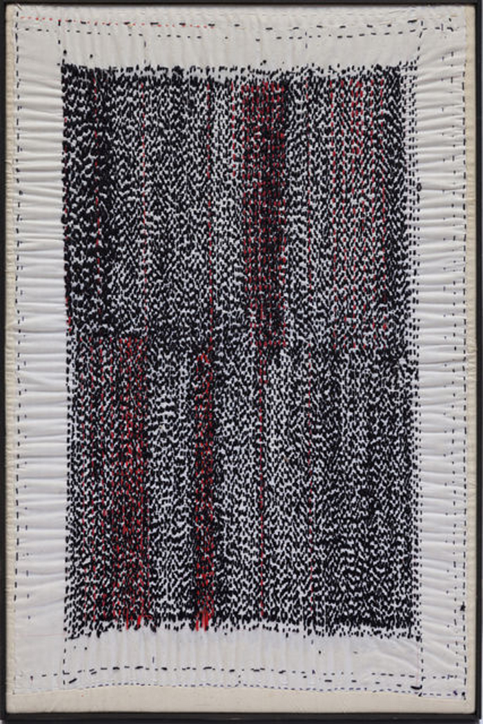 Chiyu Uemae -  Untitled - 1997 - Stitch work2