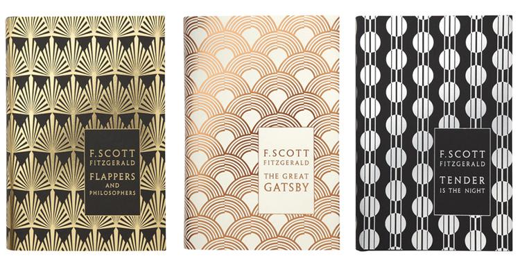 Coralie Bickford-Smith - F. Scott Fitzgerald Covers