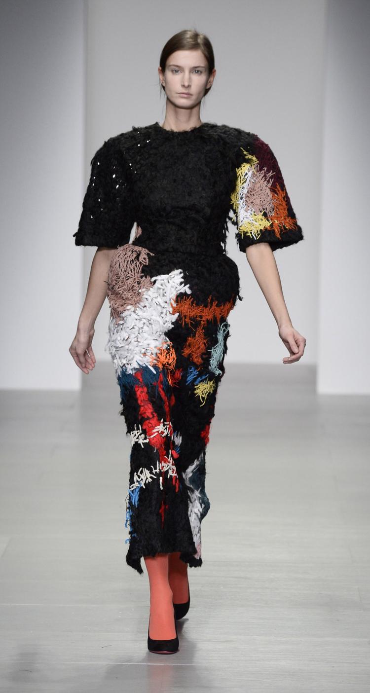 Anita Hirlekar - Graduate Collection 2014