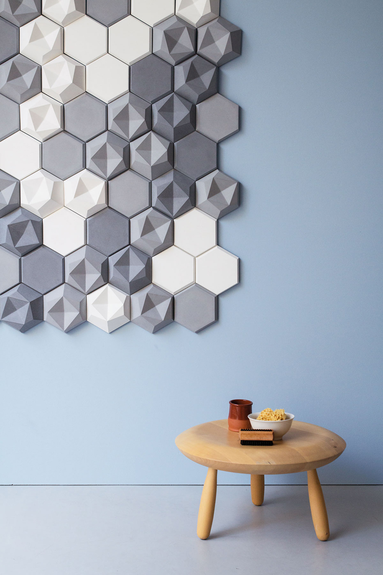 Kaza Concrete - Edgy Tiles