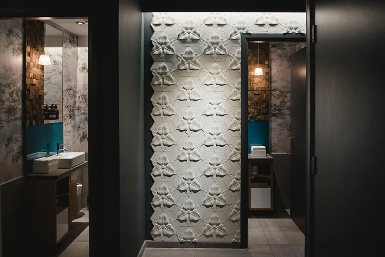 Kaza Concrete - Florentin Tiles - Edinburgh