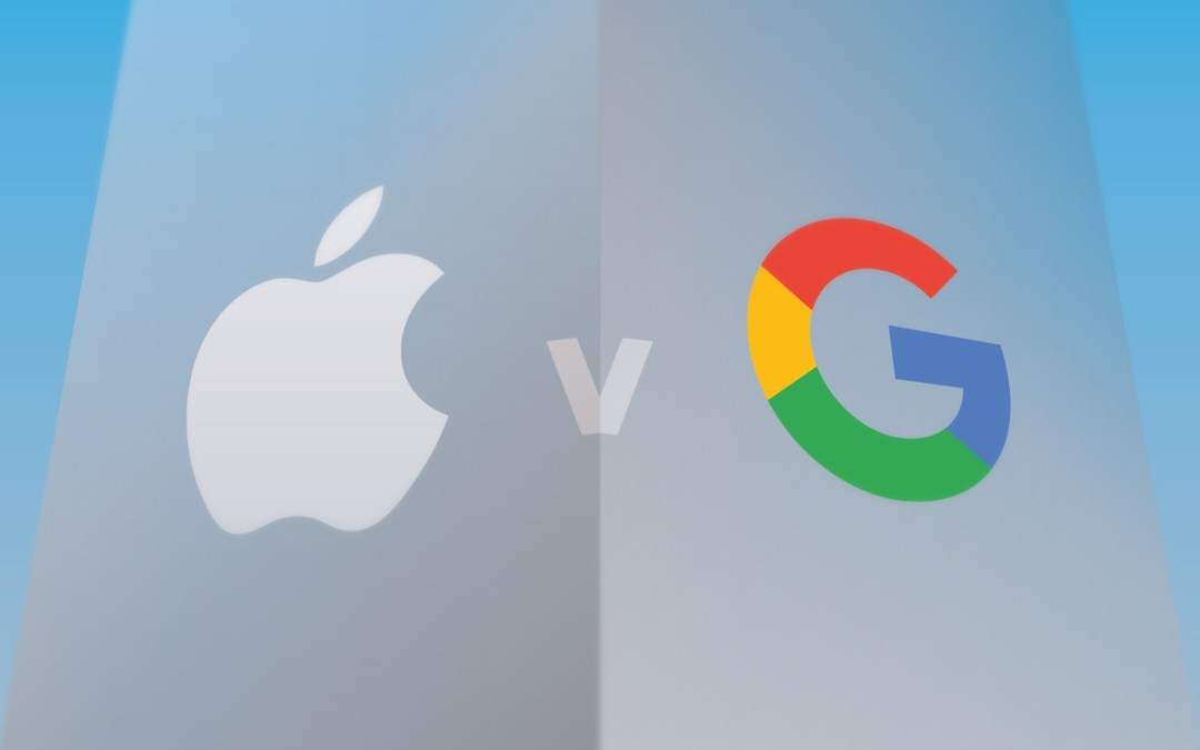 Google vs Apple – alternative strategic approaches, and why we don't have to charge you a monthly fee