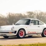 1988 Porsche 911 Carrera 3 2 Club Sport