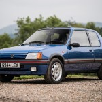 1990 Peugeot 205 Gti 1 9 Owned By Andrew Frankel