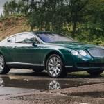 2005 Bentley Continental Gt Full Bentley Service History