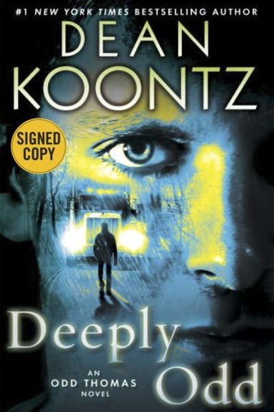 Deeply Odd B&N Signed Copy