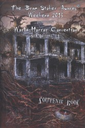 World Horror Convention 2013 Program Book