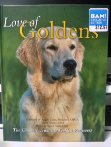 Love of Goldens BAM Edition