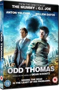 Odd Thomas UK DVD