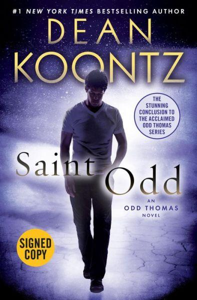 Saint Odd - B&N Signed