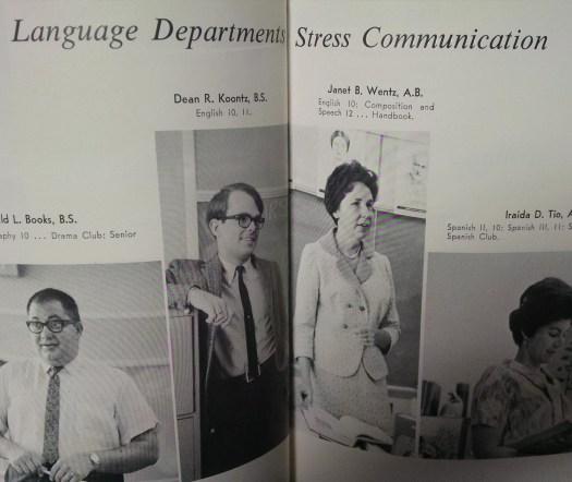 Mechanicsburg Area Senior High School Yearbook 1968 (2)