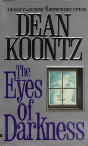 Afterword to The Eyes of Darkness – Revised