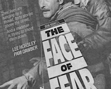 Amazing ad for The Face of Fear TV movie
