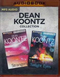 Dean Koontz Collection Strangers & Twilight Eyes