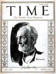 History of Time Magazine and collecting Time Magazine today