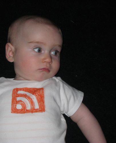 It's RSS, baby!