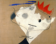 Image result for The King's Madness, joan miro