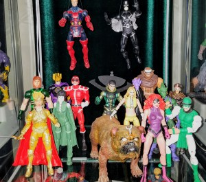 Eternals and Inhumans