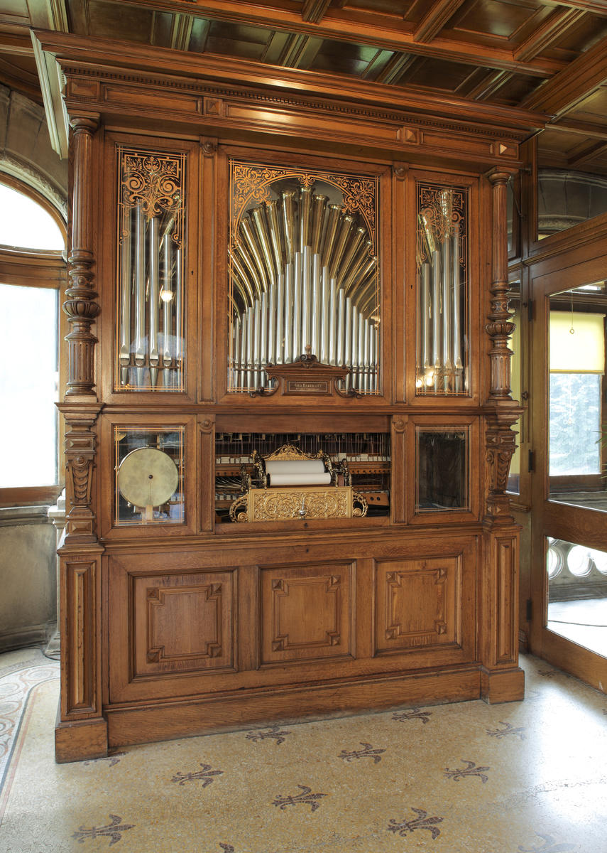 Orchestrion The Frick Pittsburgh