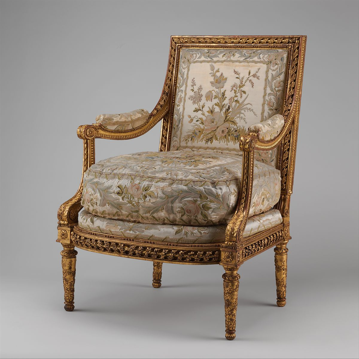 Georges Jacob Armchair Fauteuil La Reine One Of A
