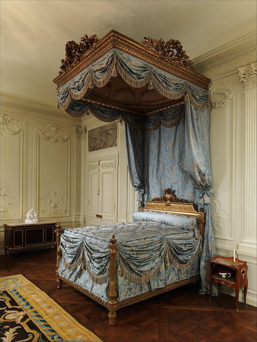 Georges Jacob Tester Bed Lit La Duchesse En Impriale
