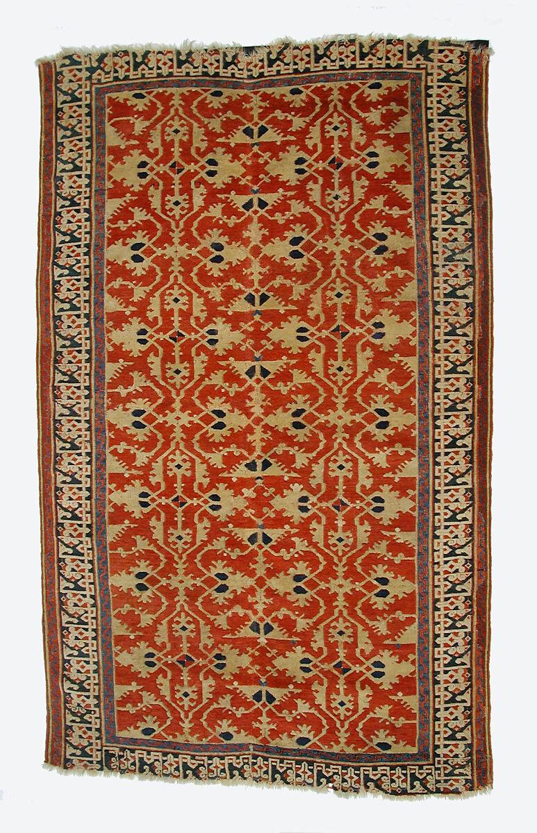islamic carpets in european paintings
