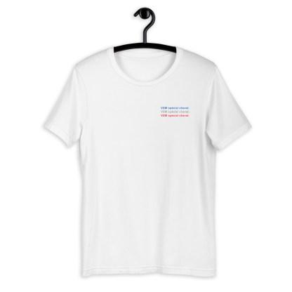vdm special cheval t-shirt