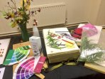 RHS Herbarium display