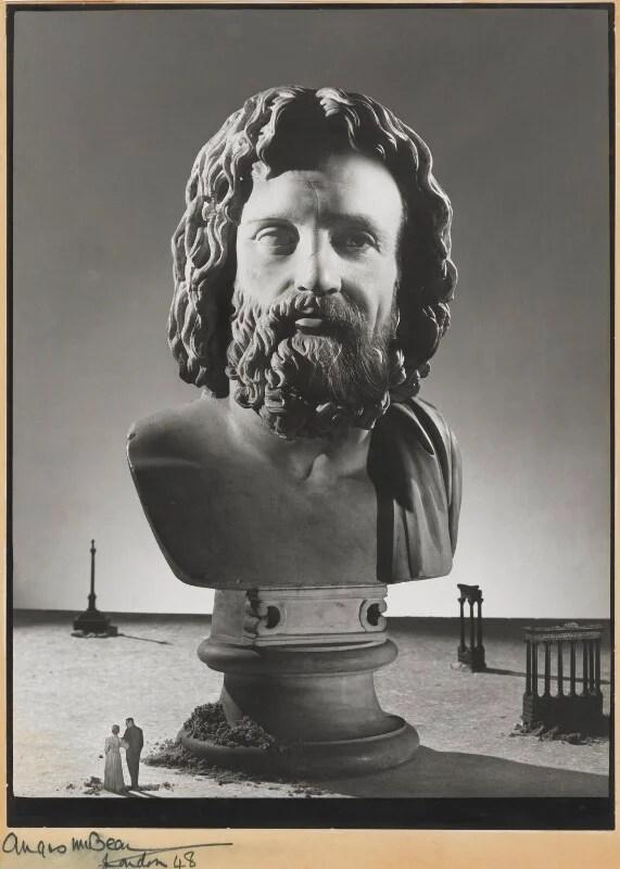 NPG P935 Angus McBean Large Image National Portrait