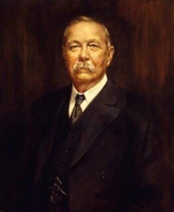 NPG 4115; Arthur Conan Doyle - Portrait - National Portrait Gallery