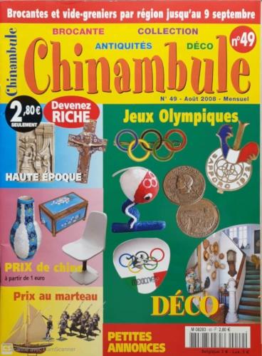 Chinambule magazine
