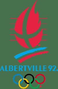 1992 Albertville logo
