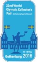 2016 Gothenburg olympic fair logo