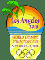 2018 Los Angeles olympic fair logo