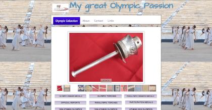 liens olympiques Site de Stratos