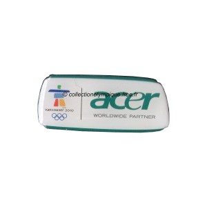 2010 Vancouver sponsor pin, Acer