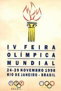 Rio 1998 foire olympique logo