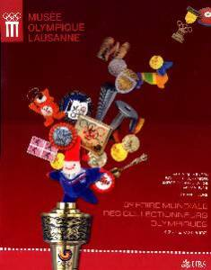 2002 Lausanne olympic fair poster