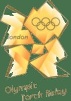 Logo relais flamme Londres 2012