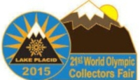 2015 Lake Placid olympic fair logo