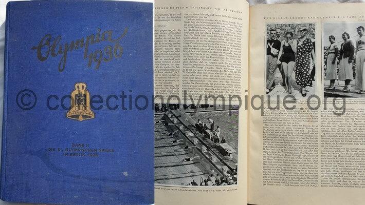1936 Berlin volume 2