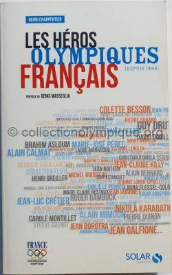 The french olympic heroes