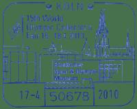Logo Foire Olympique Cologne 2010